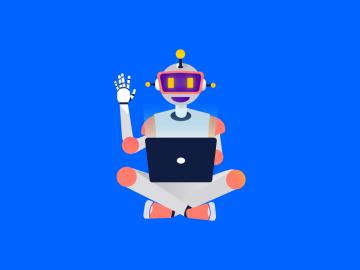 Ik ben Nixz, de robot die voor jou werkt