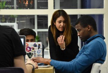Data Scientist en Eonics Stagiair Wafa Mribah