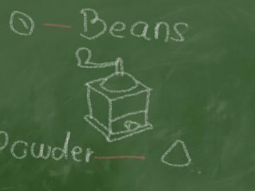 BeansAndPowder